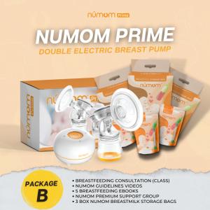 Numom Prime Double Electric Breastpump
