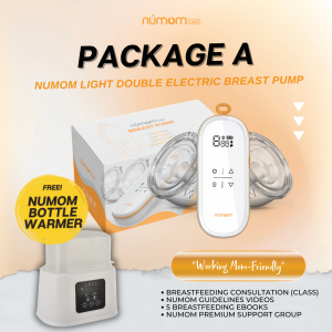 Numom Light Double Electric Breastpump